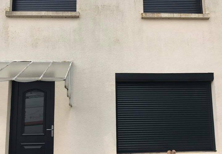 avant-après façade